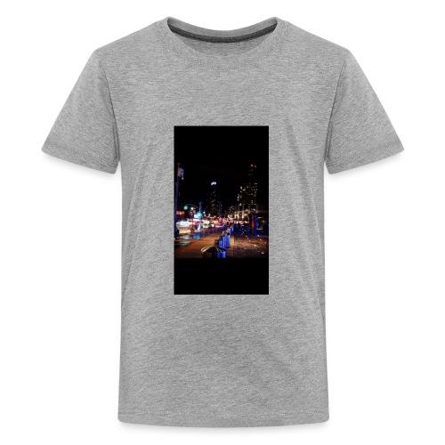 E6EEC888 8B59 42A8 9FBF 9C1DE598A66C - Kids' Premium T-Shirt