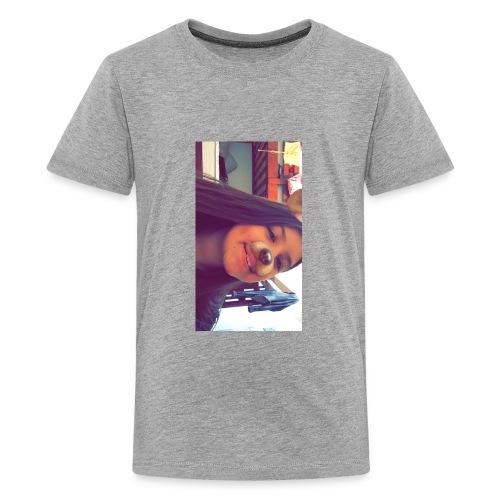 Jazlin krystal Miranda - Kids' Premium T-Shirt