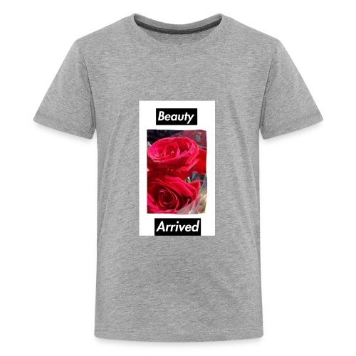 7CFBF201 DBD6 4746 9ECF 23EEA32E7043 - Kids' Premium T-Shirt