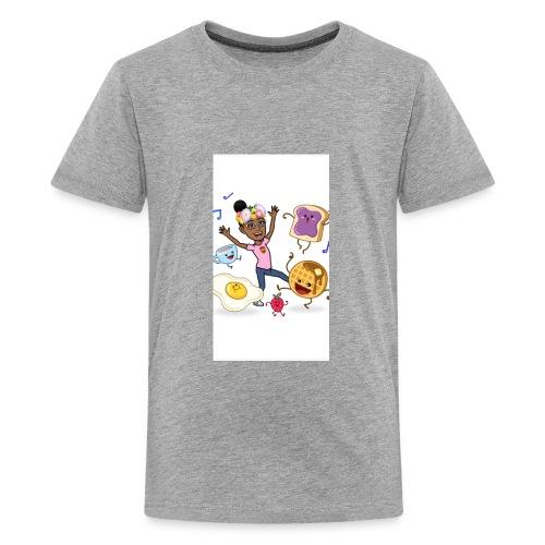 B0206246 A067 4A5B BF72 0568784D9DF1 - Kids' Premium T-Shirt