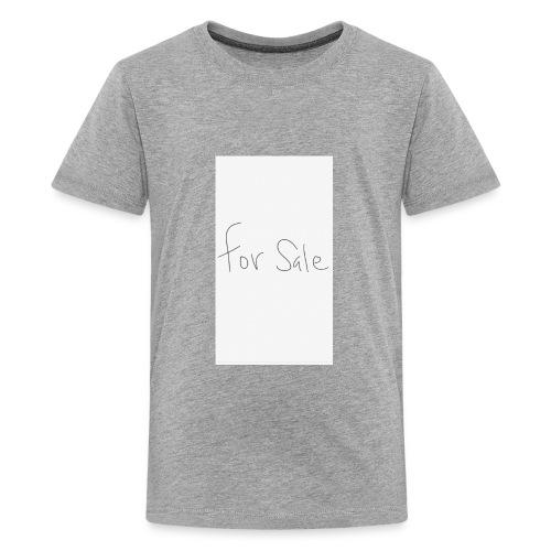4FFA61A9 368A 456F 88A9 16F20E9E6ACE - Kids' Premium T-Shirt