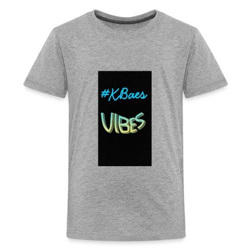 #Kbaes Vibes - Kids' Premium T-Shirt