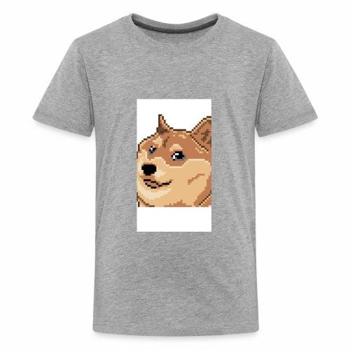 D7BD12F0 AC5B 40B4 8F14 557D9DC0220C - Kids' Premium T-Shirt