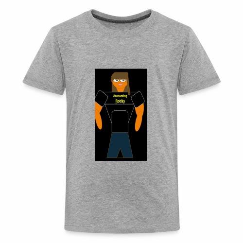 Accounting Rocks - Kids' Premium T-Shirt