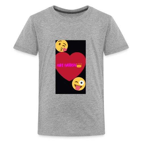 NLK NEW MERCHANDISE💙💕👭👯👑 - Kids' Premium T-Shirt