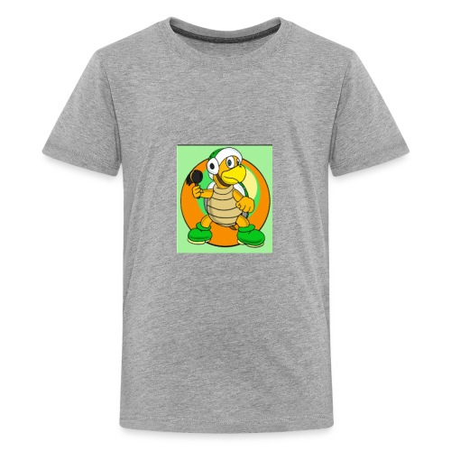 5CAEDFF3 0E05 4417 8CD3 4949EA310436 - Kids' Premium T-Shirt