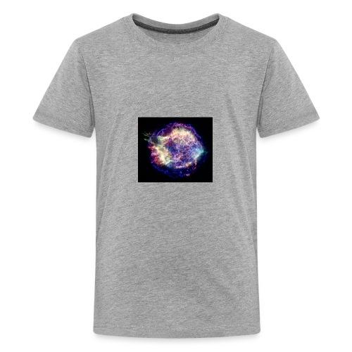 93C4CC0A 7F5B 4DB7 80D2 0E38B6B3A9DB - Kids' Premium T-Shirt
