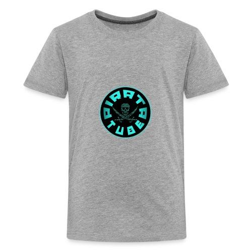 PIRATA TUBE YT - Kids' Premium T-Shirt