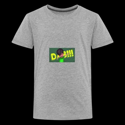 Nick India - Kids' Premium T-Shirt