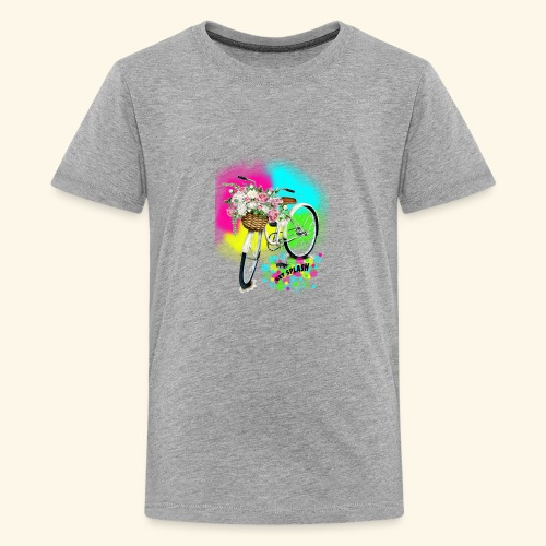 SUMMER CYCLE - Kids' Premium T-Shirt