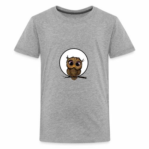 RB Cute Owl - Kids' Premium T-Shirt