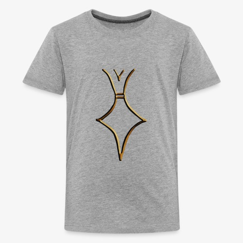 Royal Logo - Kids' Premium T-Shirt