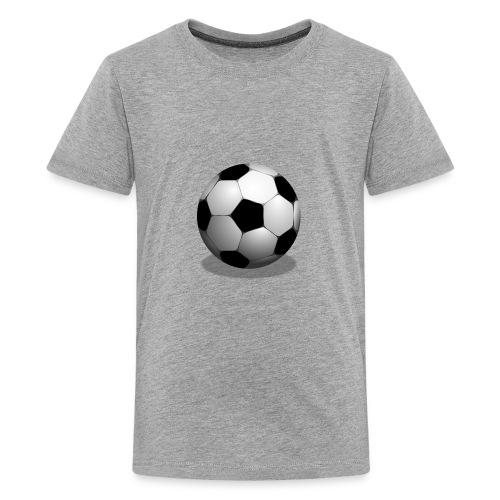 Soccer ball - Kids' Premium T-Shirt