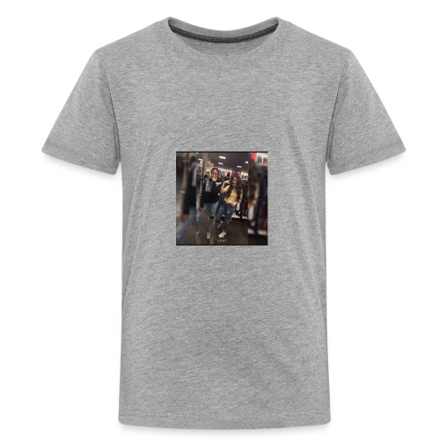 03B75C06 F1EB 4DE1 84B8 9F5A039B1379 - Kids' Premium T-Shirt
