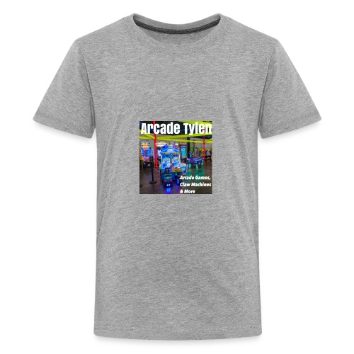 Arcade Tylen Merch Design - Kids' Premium T-Shirt