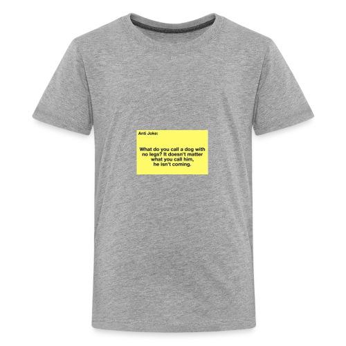 Funny joke - Kids' Premium T-Shirt