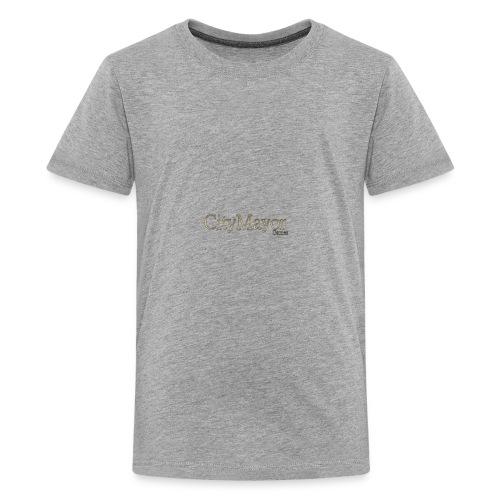 CityMayor Games Logo - Kids' Premium T-Shirt