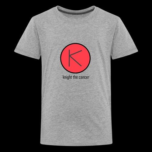Red K - Kids' Premium T-Shirt