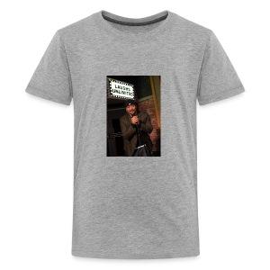 Key Lewis; Laughs Unlimited - Kids' Premium T-Shirt