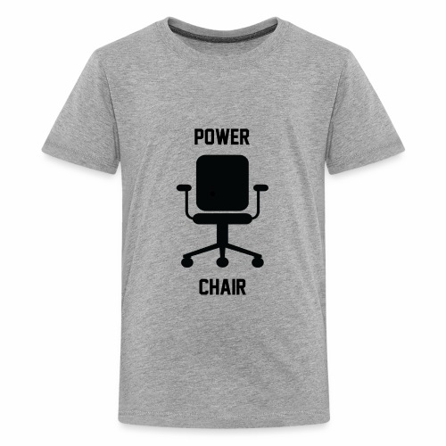 Power Chair - Kids' Premium T-Shirt