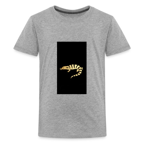 JacobYourUber's Salamander - Kids' Premium T-Shirt