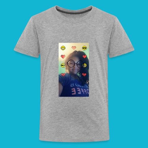 Jaralyssa Face - Kids' Premium T-Shirt