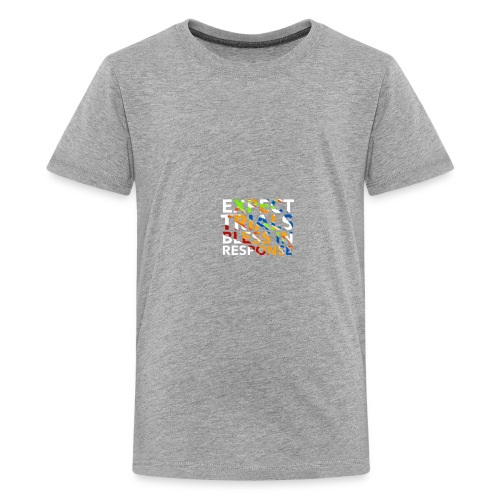 Bless In Respinse - Kids' Premium T-Shirt