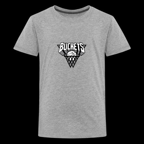 Team Buckets - Kids' Premium T-Shirt