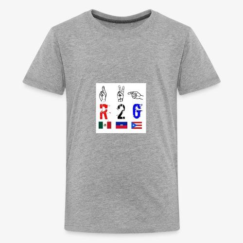 A7EEC35A 4227 48EE A4B6 B48BD969E92C - Kids' Premium T-Shirt
