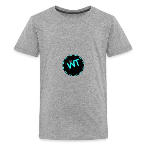wt_logo1 - Kids' Premium T-Shirt