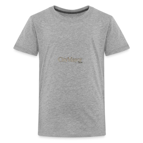 CityMayor Games Logo - Kids' Premium T-Shirt