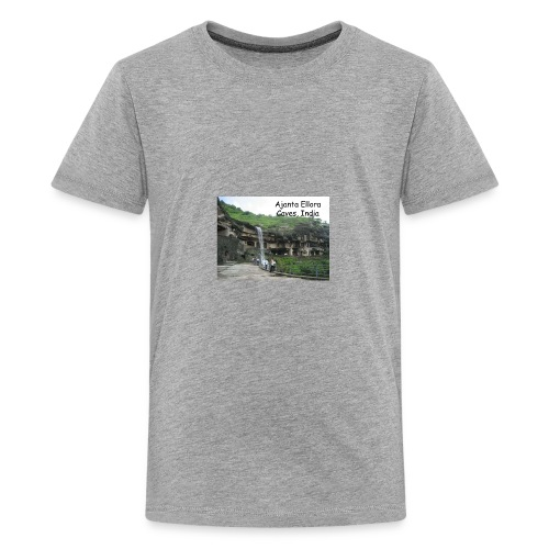 most famous landmarks - Kids' Premium T-Shirt
