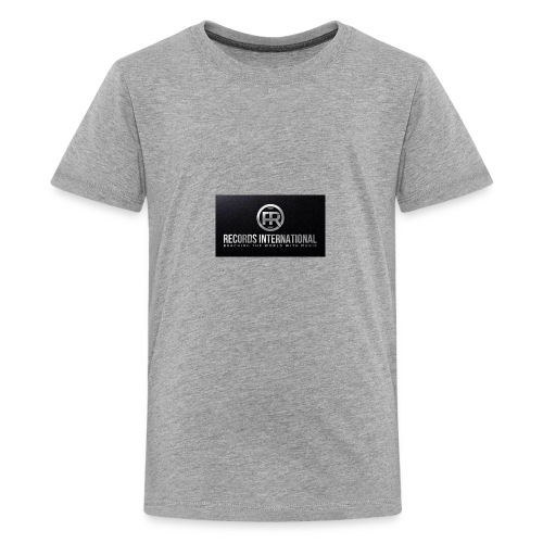 FR RECORDS INTERNATIONAL - Kids' Premium T-Shirt