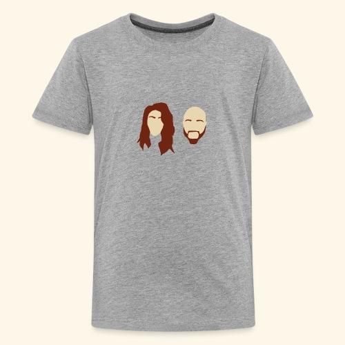 Filmed By Us Logo - Kids' Premium T-Shirt