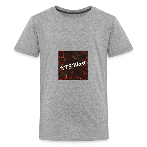 NTS_Blast_032 - Kids' Premium T-Shirt