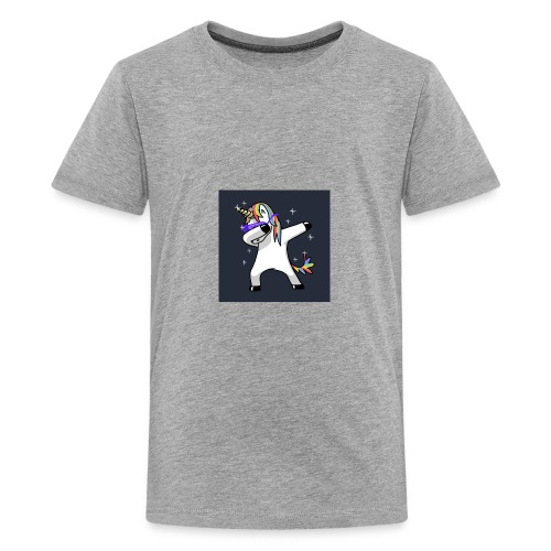 Oonicorn the Dabicorn - Kids' Premium T-Shirt