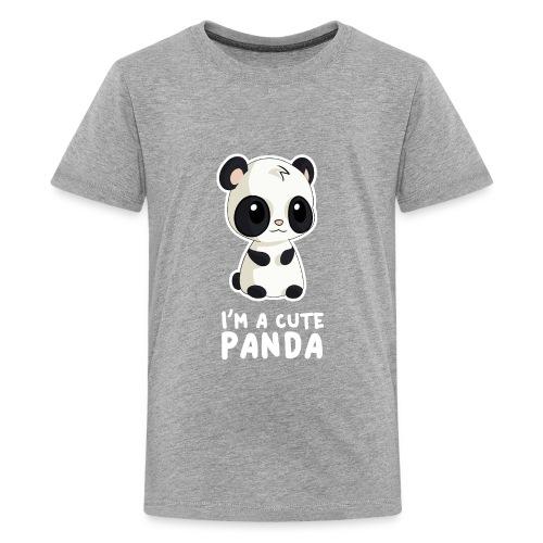 I'm a Cute Panda - Kids' Premium T-Shirt