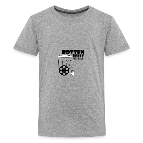 Rotten Reelz Logo - Kids' Premium T-Shirt