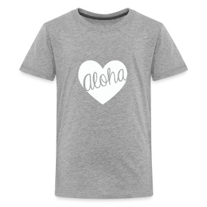 Aloha in my Heart - Kids' Premium T-Shirt