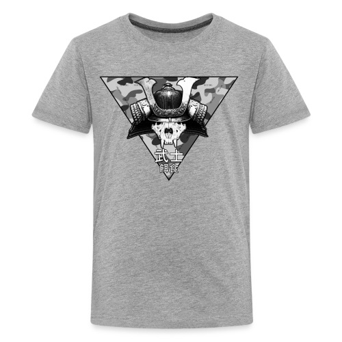 Bushido prey big - Kids' Premium T-Shirt