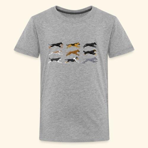 The Starting Nine - Kids' Premium T-Shirt
