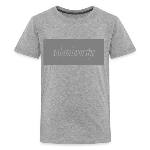 salamiworsje kleren - Kids' Premium T-Shirt