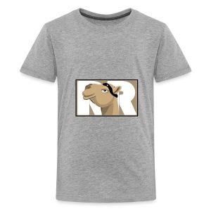 Rudi Hero Logo - Kids' Premium T-Shirt