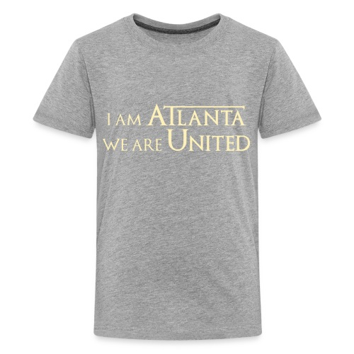 IamAtlanta - Kids' Premium T-Shirt