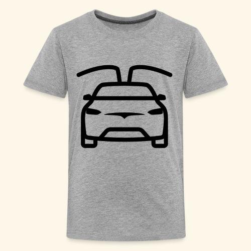 Tesla #1 - Kids' Premium T-Shirt