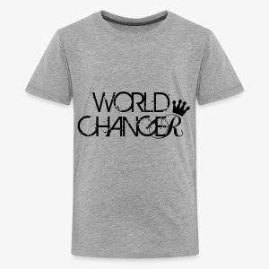 World Changer - Kids' Premium T-Shirt