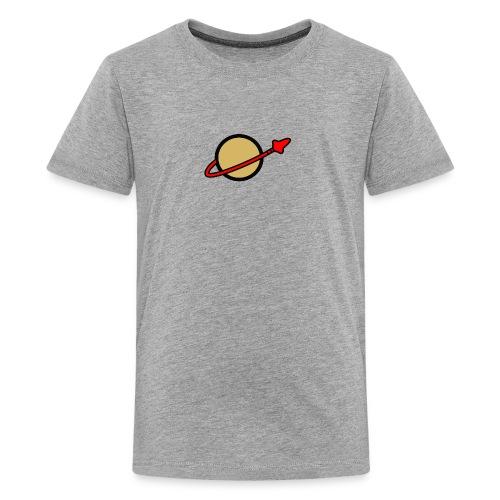 Lego Space Logo - Kids' Premium T-Shirt