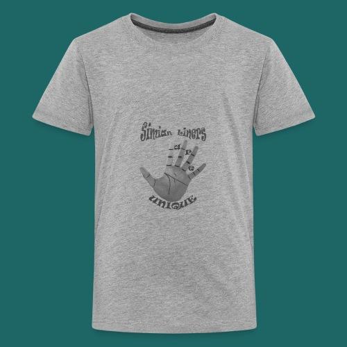Simian Liners - Kids' Premium T-Shirt