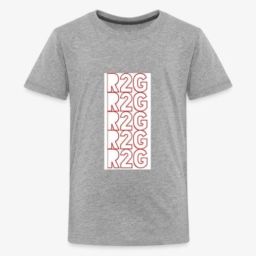 74457034 F077 4556 B188 C982B25B168C - Kids' Premium T-Shirt