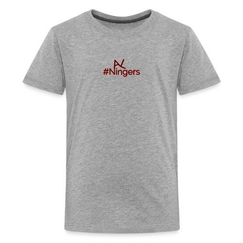 Hidden V LogoMakr - Kids' Premium T-Shirt